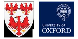 Queen's Oxford logo